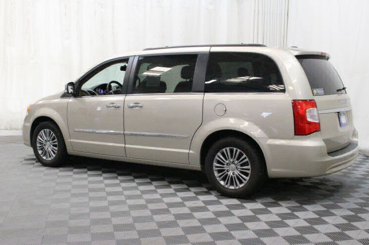2014 Chrysler Town and Country Touring-L Wheelchair Van For Sale #4