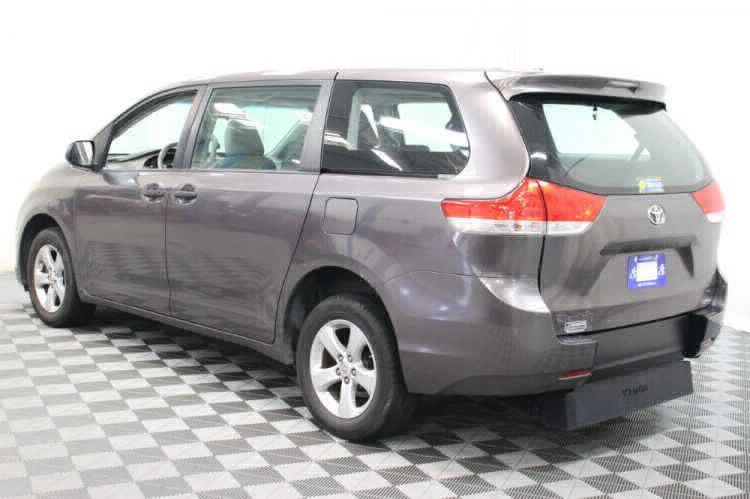 2014 Toyota Sienna L Wheelchair Van For Sale #13