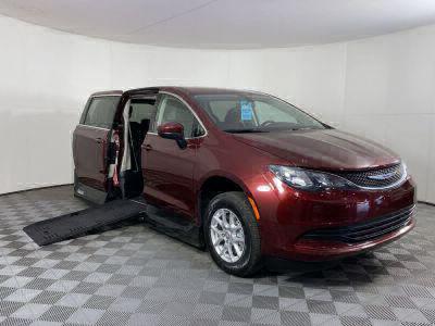 Handicap Van for Sale - 2020 Chrysler Voyager LX Wheelchair Accessible Van VIN: 2C4RC1CGXLR147224