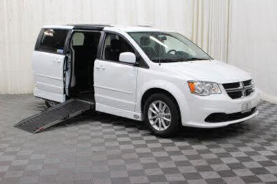 Used Wheelchair Van for Sale - 2014 Dodge Grand Caravan SXT Wheelchair Accessible Van VIN: 2C4RDGCG9ER349104