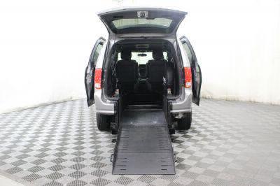 Used 2017 Dodge Grand Caravan GT Wheelchair Van