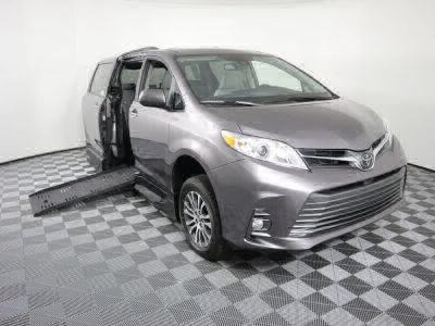New Wheelchair Van for Sale - 2020 Toyota Sienna XLE Wheelchair Accessible Van VIN: 5TDYZ3DC7LS037014