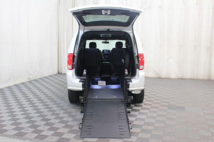 2017 Dodge Grand Caravan GT Wheelchair Van For Sale #4