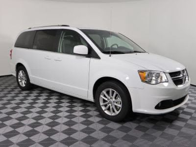 New Wheelchair Van for Sale - 2019 Dodge Grand Caravan SXT Wheelchair Accessible Van VIN: 2C4RDGCG1KR545856