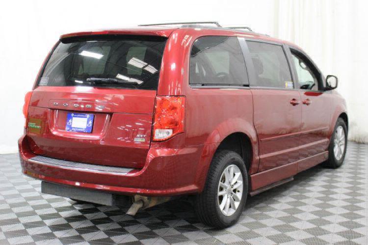 2014 Dodge Grand Caravan SXT Wheelchair Van For Sale #26