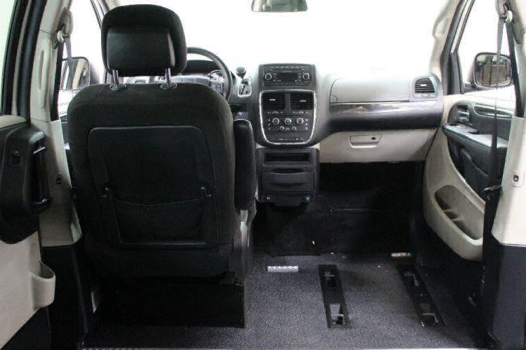 2016 Dodge Grand Caravan SXT Wheelchair Van For Sale #7