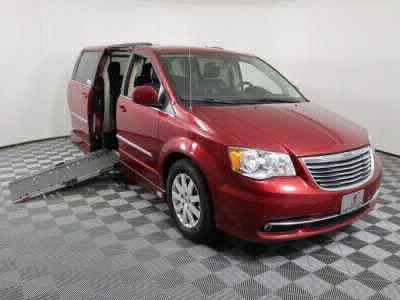 Used Wheelchair Van for Sale - 2014 Chrysler Town & Country Touring Wheelchair Accessible Van VIN: 2C4RC1BG5ER442459