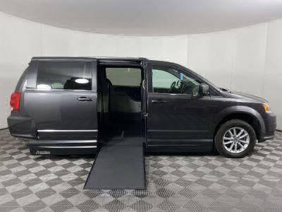 Handicap Van for Sale - 2019 Dodge Grand Caravan SXT Wheelchair Accessible Van VIN: 2C4RDGCG0KR784931
