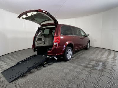New Wheelchair Van for Sale - 2019 Dodge Grand Caravan SXT Wheelchair Accessible Van VIN: 2C4RDGCG2KR618880