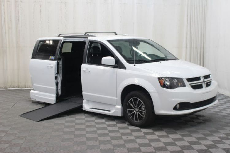 2019 Dodge Grand Caravan Wheelchair Van For Sale 44 499