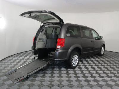 Commercial Wheelchair Vans for Sale - 2016 Dodge Grand Caravan SXT ADA Compliant Vehicle VIN: 2C4RDGCG2GR330820