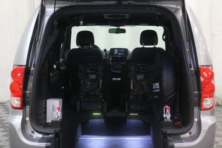 2017 Dodge Grand Caravan GT Wheelchair Van For Sale #6