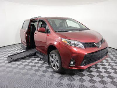 Handicap Van for Sale - 2019 Toyota Sienna SE 8-Passenger Wheelchair Accessible Van VIN: 5TDXZ3DC2KS995486