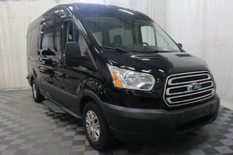 2018 Ford Transit Passenger 350 XLT Wheelchair Van For Sale #1