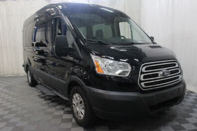Commercial Wheelchair Vans for Sale - 2018 Ford Transit Passenger 350 XLT ADA Compliant Vehicle VIN: 1FBAX2CM6JKA01559