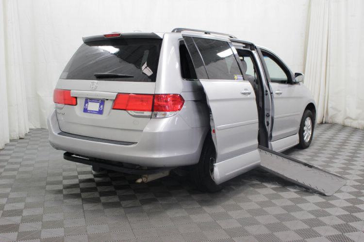 2010 Honda Odyssey EX-L w/DVD Wheelchair Van For Sale #1