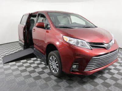 New Wheelchair Van for Sale - 2020 Toyota Sienna XLE Wheelchair Accessible Van VIN: 5TDYZ3DC1LS025568