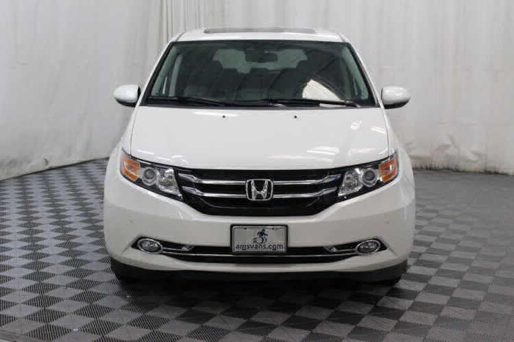 2014 Honda Odyssey Touring Elite Wheelchair Van For Sale #16