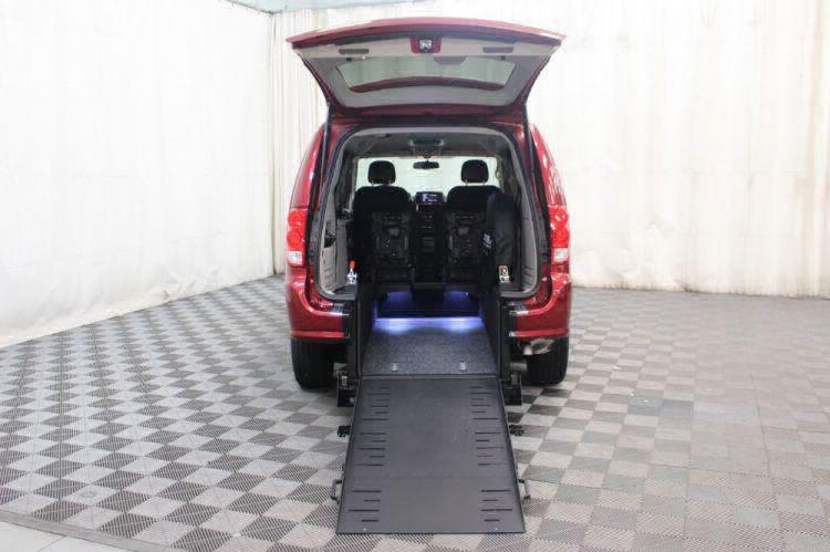 2014 Dodge Grand Caravan SE Wheelchair Van For Sale #5