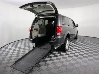 New Wheelchair Van for Sale - 2018 Dodge Grand Caravan SXT Wheelchair Accessible Van VIN: 2C4RDGCG6JR282665