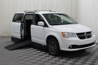Handicap Van for Sale - 2017 Dodge Grand Caravan SXT Wheelchair Accessible Van VIN: 2C4RDGCG5HR693016