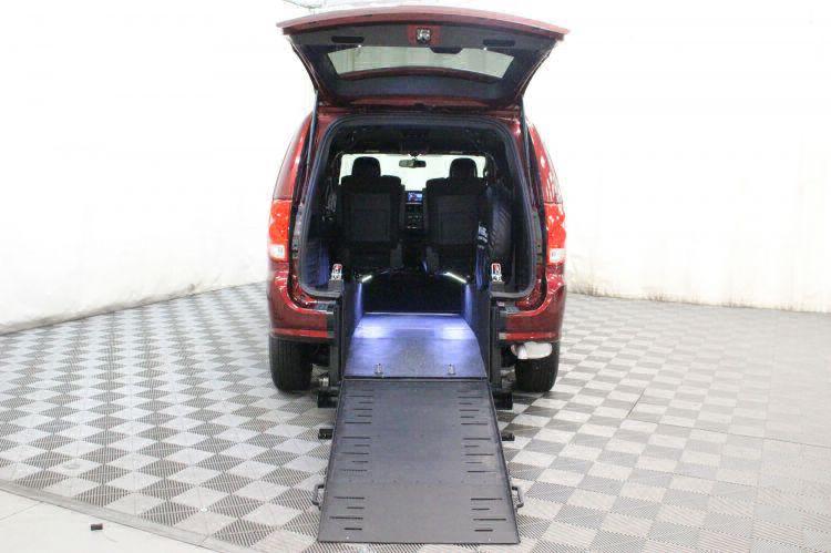 2018 Dodge Grand Caravan SE Plus Wheelchair Van For Sale #7
