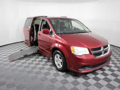 Used Wheelchair Van for Sale - 2011 Dodge Grand Caravan Mainstreet Wheelchair Accessible Van VIN: 2D4RN3DG5BR639293
