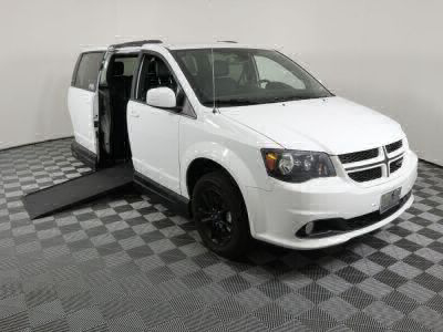 New Wheelchair Van for Sale - 2019 Dodge Grand Caravan GT Wheelchair Accessible Van VIN: 2C4RDGEG0KR674152