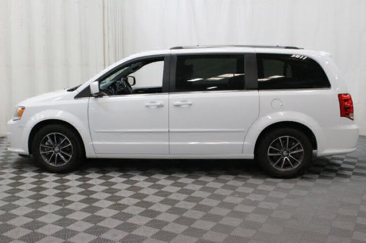 2017 Dodge Grand Caravan SXT Wheelchair Van For Sale #6