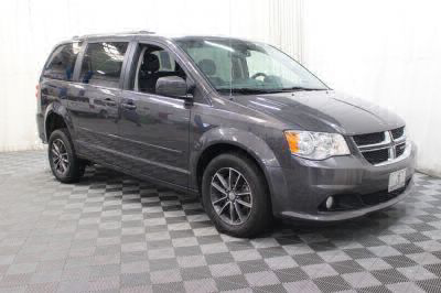 16c56e23725d72 Sale Pending 2017 Dodge Grand Caravan Wheelchair Van For Sale