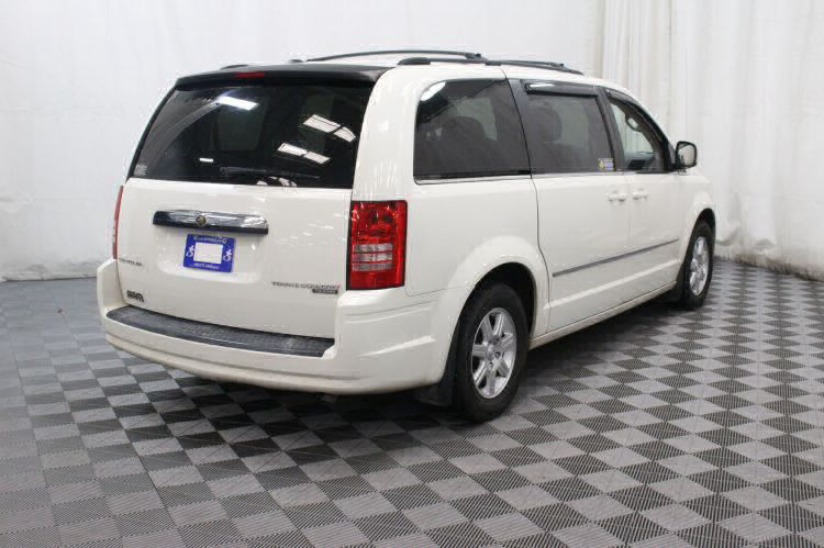 2010 Chrysler Town and Country Touring Wheelchair Van For Sale #3
