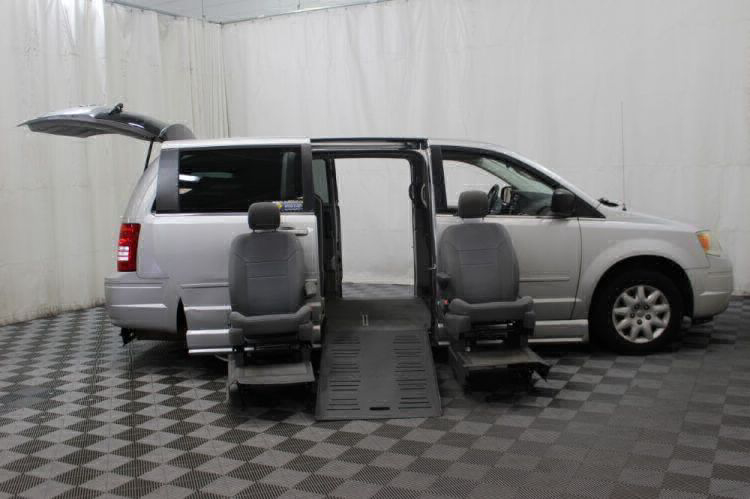 2010 Chrysler Town and Country LX Wheelchair Van For Sale #1