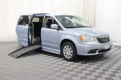 Used Wheelchair Van for Sale - 2013 Chrysler Town & Country Touring Wheelchair Accessible Van VIN: 2C4RC1BG9DR689496