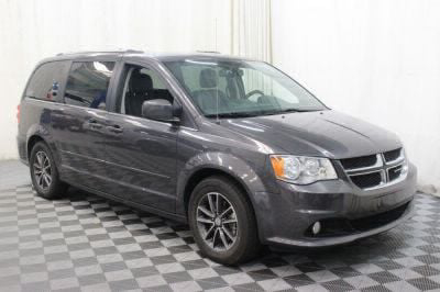 Commercial Wheelchair Vans for Sale - 2017 Dodge Grand Caravan SXT ADA Compliant Vehicle VIN: 2C4RDGCG2HR595934
