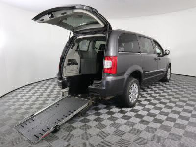 Used Wheelchair Van for Sale - 2015 Chrysler Town & Country Touring Wheelchair Accessible Van VIN: 2C4RC1BG6FR752492