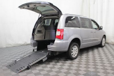 Commercial Wheelchair Vans for Sale - 2016 Chrysler Town & Country Touring ADA Compliant Vehicle VIN: 2C4RC1BG6GR228986