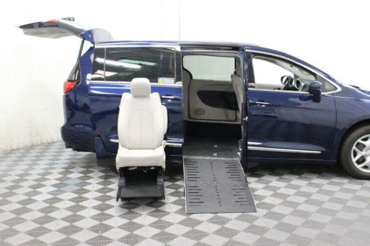 2017 Chrysler Pacifica Touring-L Plus Wheelchair Van For Sale #13