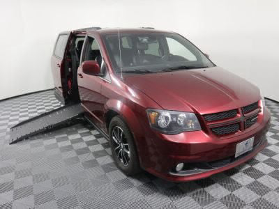New Wheelchair Van for Sale - 2018 Dodge Grand Caravan GT Wheelchair Accessible Van VIN: 2C4RDGEG3JR342916