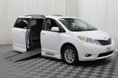 Used Wheelchair Van for Sale - 2013 Toyota Sienna XLE Wheelchair Accessible Van VIN: 5TDYK3DC2DS364393