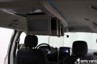 2008 Dodge Grand Caravan Wheelchair Van For Sale -- Thumb #33