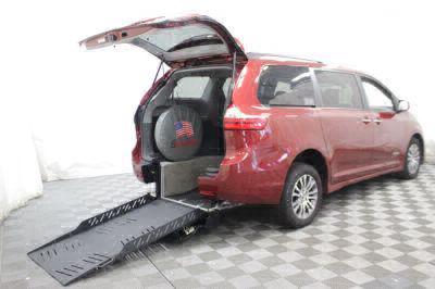 New Wheelchair Van for Sale - 2018 Toyota Sienna XLE Wheelchair Accessible Van VIN: 5TDYZ3DC7JS920317