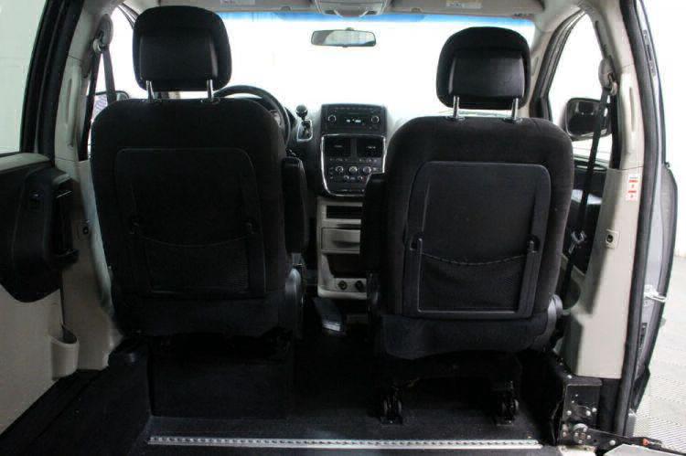 2014 Dodge Grand Caravan SXT Wheelchair Van For Sale #11