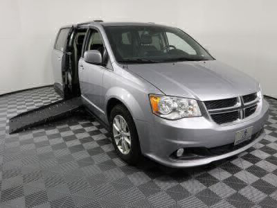 New Wheelchair Van for Sale - 2019 Dodge Grand Caravan SXT Wheelchair Accessible Van VIN: 2C4RDGCG5KR566161