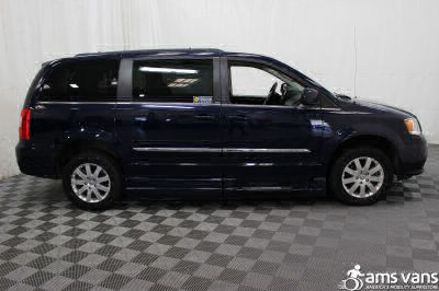 2014 Chrysler Town and Country Wheelchair Van For Sale -- Thumb #12