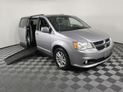 New Wheelchair Van for Sale - 2019 Dodge Grand Caravan SXT Wheelchair Accessible Van VIN: 2C4RDGCG1KR595902