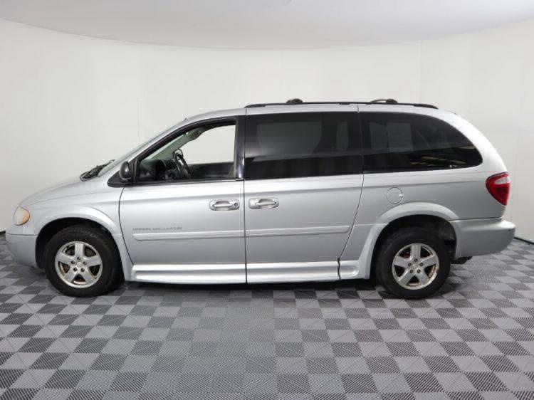 2006 Dodge Grand Caravan SXT Wheelchair Van For Sale #22