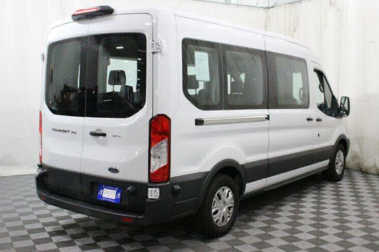 2018 Ford Transit Passenger 350 XLT Wheelchair Van For Sale #15