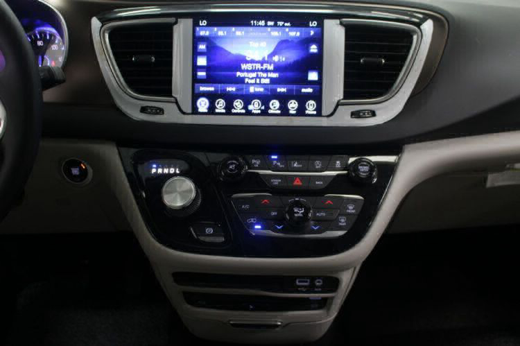 2017 Chrysler Pacifica Touring-L Plus Wheelchair Van For Sale #17