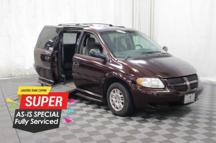 2004 Dodge Grand Caravan SE Wheelchair Van For Sale #1