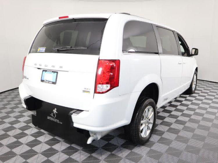 2018 Dodge Grand Caravan SXT Wheelchair Van For Sale #29